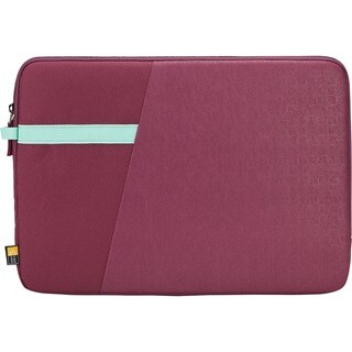 "Case Logic Ibira IBRS-113 Carrying Case (Sleeve) for 13.3"" Tablet - P"