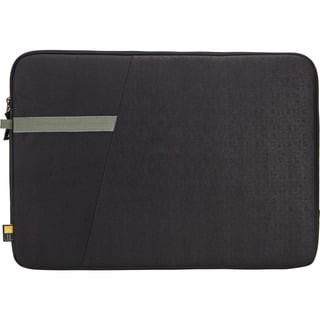 """Case Logic Ibira IBRS-114-BLACK Carrying Case (Sleeve) for 14.1"""" Notebook - Black"""