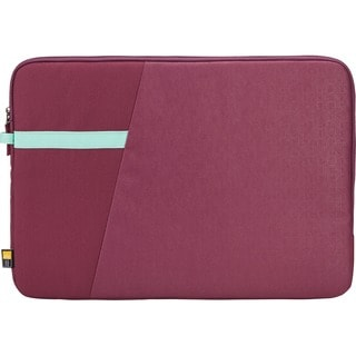 """Case Logic Ibira IBRS-115 Carrying Case (Sleeve) for 15.6"""" Tablet - Purple"""