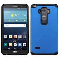 Insten Hard PC/ Silicone Dual Layer Hybrid Rubberized Matte Case Cover For LG G Stylo/ G Vista 2