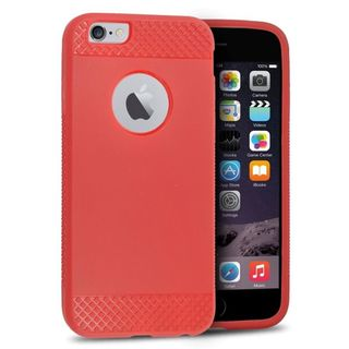 Insten TPU Rubber Candy Skin Case Cover For Apple iPhone 6/ 6s
