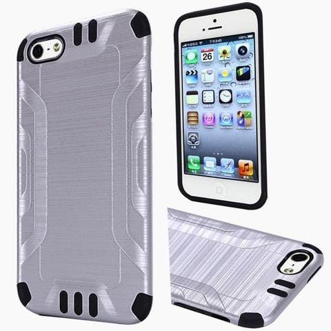 on sale 2663c d9712 Buy Silver, iPhone 5S Cell Phone Cases Online at Overstock | Our ...
