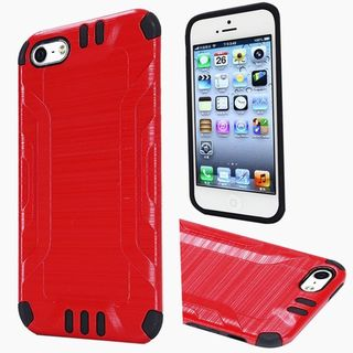 the latest 857bf b255d Buy Red, iPhone 5S Cell Phone Cases Online at Overstock | Our Best ...