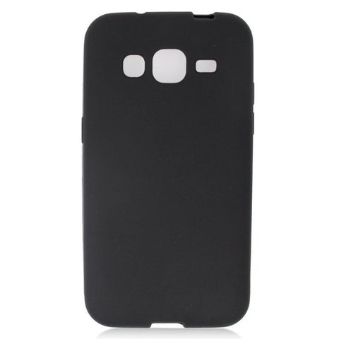 Insten TPU Rubber Candy Skin Case Cover For Motorola Moto E (2nd Gen)