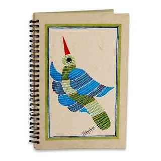 Handmade paper 'Freedom' Journal (India)