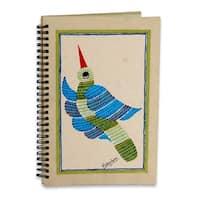 Handmade paper 'Freedom' Journal (India)