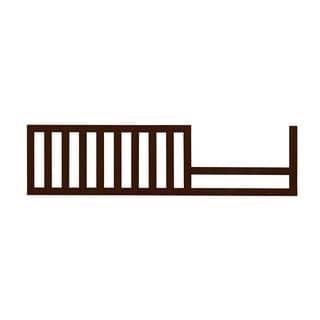 Mia Moda Cherry Wood Universal Convertible Crib Guard Rail