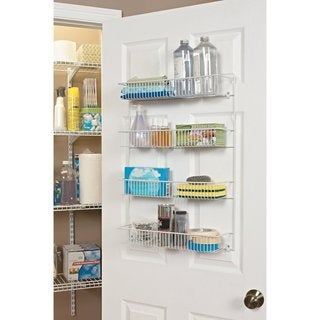 ClosetMaid Stainless Steel Multitier Wall Rack (3 options available)