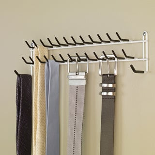 ClosetMaid Tie and Belt Rack
