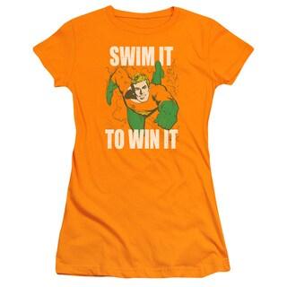 DC/Swim It Junior Sheer in Orange