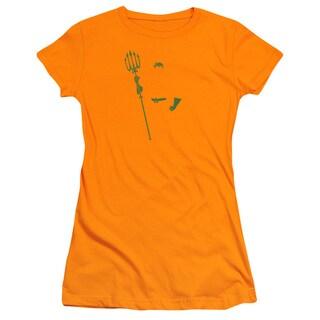 DC/Aqua Min Junior Sheer in Orange