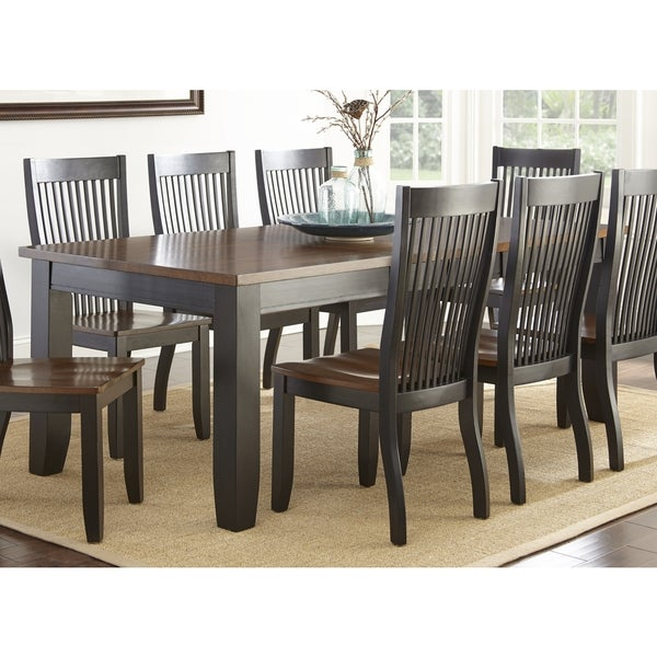 Incroyable Greyson Living Lexington Extension Dining Table   Black Cherry Finish