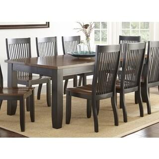 Greyson Living Lexington Extension Dining Table - Black Cherry Finish
