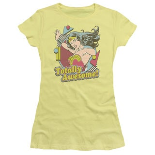 DC/Totally Awesome Junior Sheer in Banana