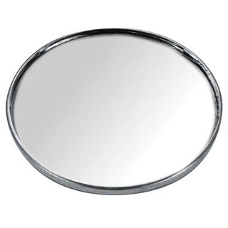 Custom Accessories 71113 3-inch Stick-On Blind Spot Mirror