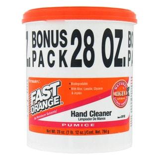 Permatex 28192 28 Oz Fast Orange Hand Cleaner Smooth Cream