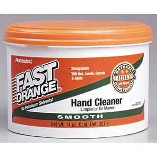 Permatex 33013 14 Oz Fast Orange Hand Cleaner Smooth Cream