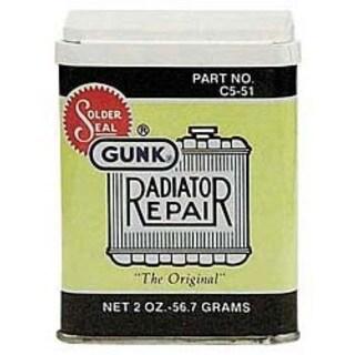 Gunk C551B 1.5 Oz Radiator Repair Powder