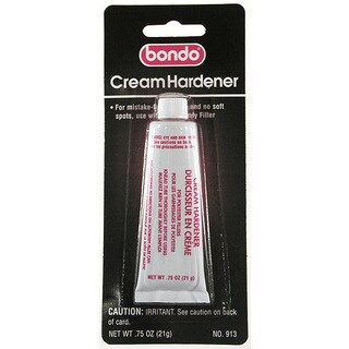 Bondo 913 .75 Oz Cream Hardener