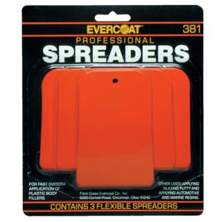 Evercoat 100381 Spreader Kit