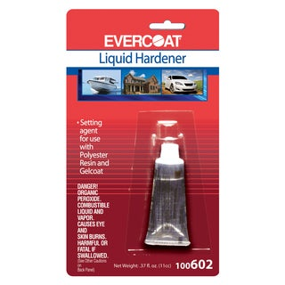 Evercoat 100602 .37 Oz Liquid Hardener
