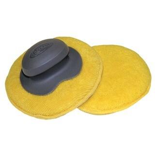 Carrand 40123 Gripper Microfiber Applicators 2-count