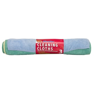Clean Rite 3-503 Microburst Cleaning Cloths 3-count