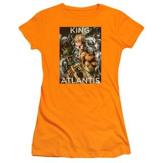 JLA/King Of Atlantis Junior Sheer in Orange