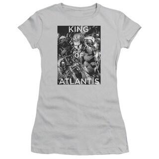 JLA/King Of Atlantis Junior Sheer in Silver in Silver