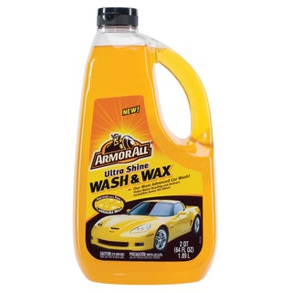 Armor All 10346 64 Oz Ultra Shine Wash & Wax