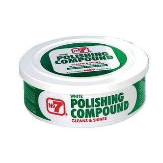 Cyclo 07610 10 Oz White Polishing Compound