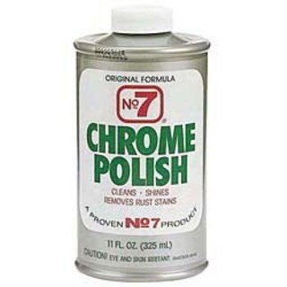 Cyclo 10120 8 Oz Chrome Polish