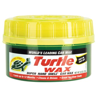 Turtle Wax T223R 9.5 Oz Super Hard Shell Car Wax