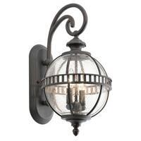 Kichler Lighting Halleron Collection 2-light Londonderry Outdoor Wall Lantern