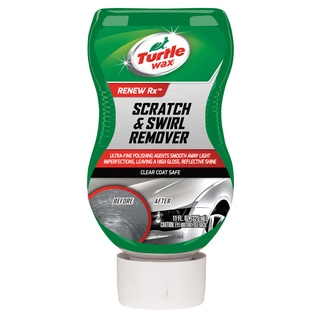 Turtle Wax T238 11 Oz Scratch & Swirl Remover