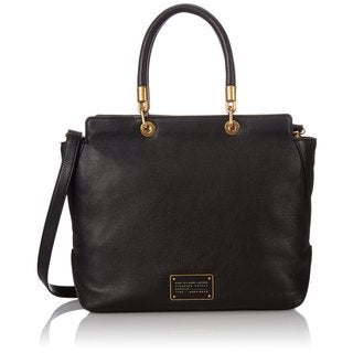 Marc by Marc Jacobs Too Hot to Handle Bentley Black Convertible Shoulder Bag