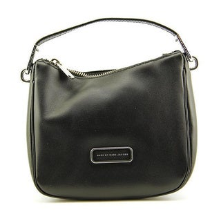 Marc by Marc Jacobs Women's Ligero XBody Ninja Black Leather Cross-body Handbag