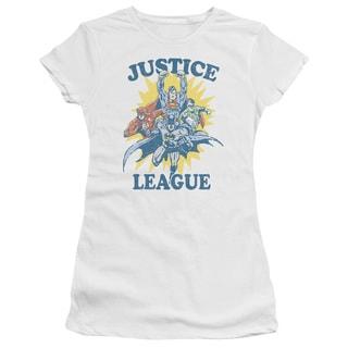 JLA/Let's Do This Junior Sheer in White