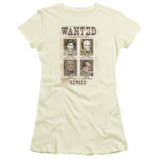 DC/Wanted Poster Junior Sheer in Cream
