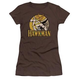 DC/Hawkman Junior Sheer in Coffee