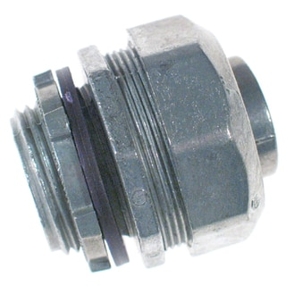 "Halex 16210 1"" Liquid Tight Connectors"