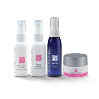 DermaVital 4-piece Skin Care System