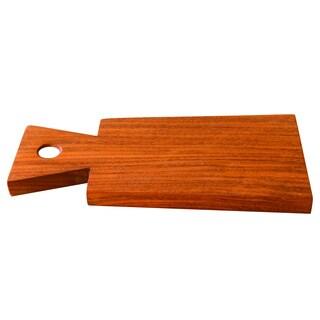 Handmade Frijolillo Wood Serving Board (Nicaragua)