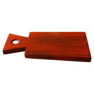Handmade Cocobolo Wood Serving Board (Nicaragua)