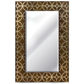 Fusion Wood-framed Mirror