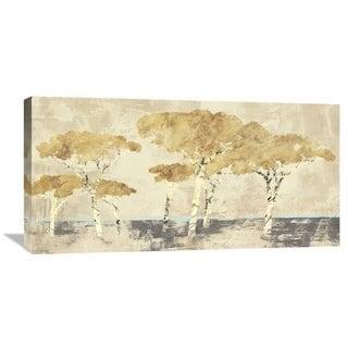 Big Canvas Co Leonardo Bacci 'Antibes' Stretched Canvas Artwork