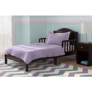 Delta Children Baker Brown Toddler Bed
