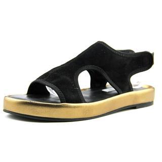 Diane Von Furstenberg Women's Santa Fe Kid Suede Sandals