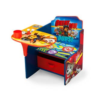 Nick Jr PAW Patrol Chair and Desk With Storage Bin