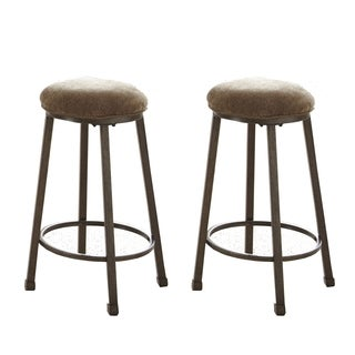Oldham 26-inch Counter Height Stool by Greyson Living (Set of 2)